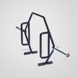 Open Trap Bar / Hex Bar 3.0 – Rotating Sleeves