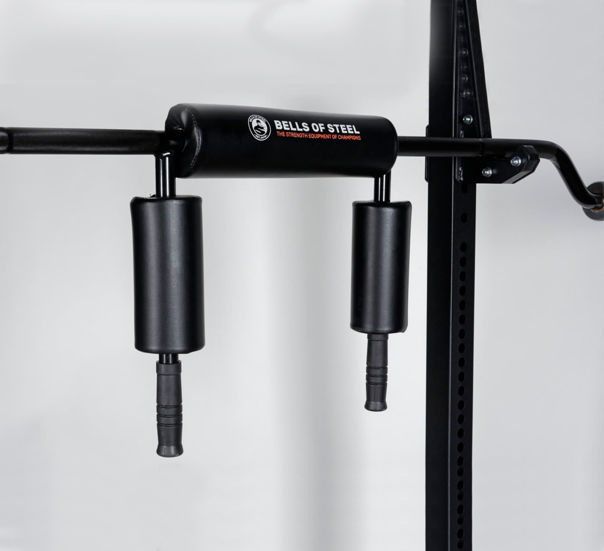Safety Squat Bar 2.0 - 700lb Capacity - By B.o.S.