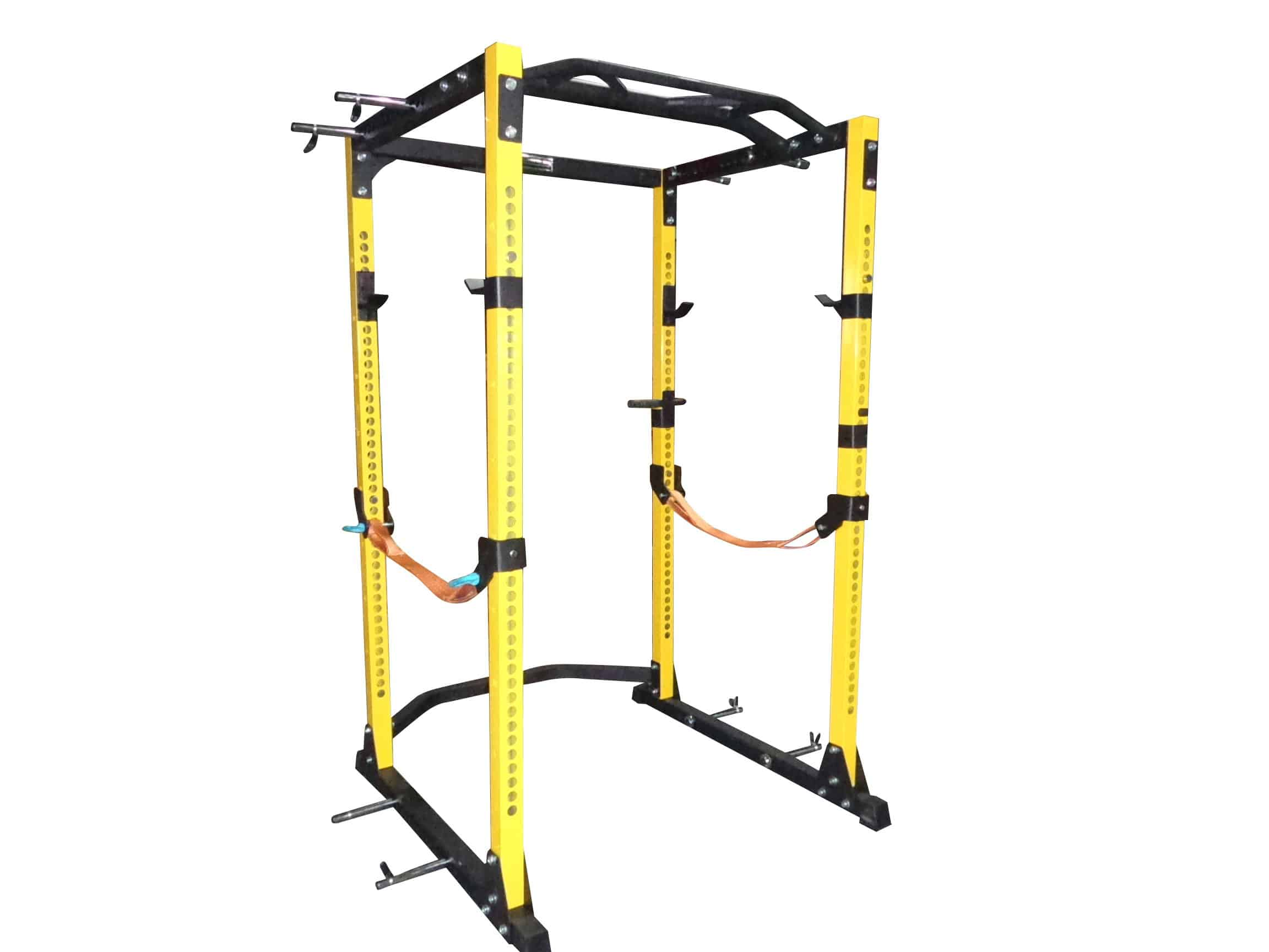 Light Commercial Power Rack 4.0 Home Gym