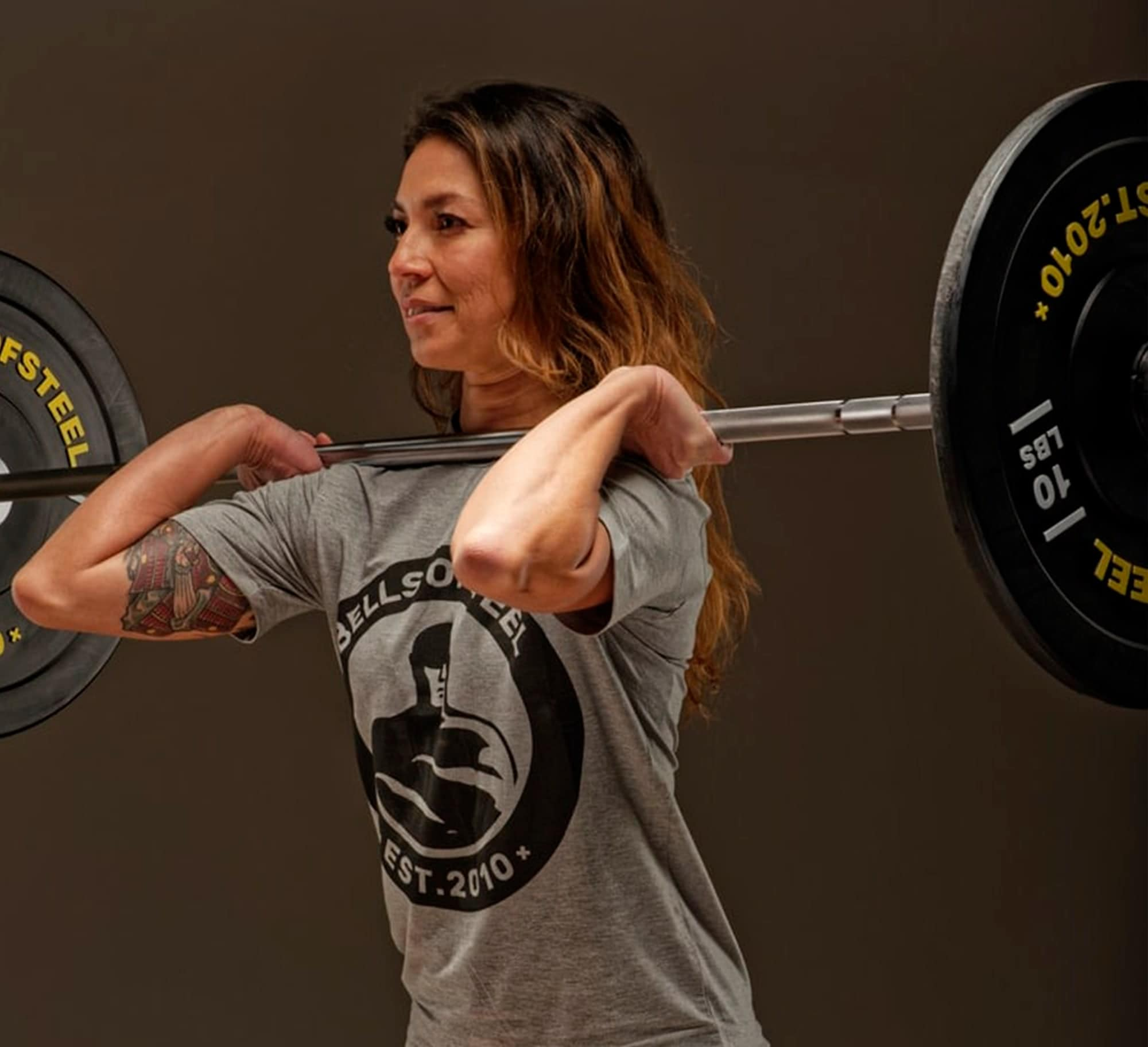 Women's Barbell 2.0 - Olympic Weightlifting By B.o.S.