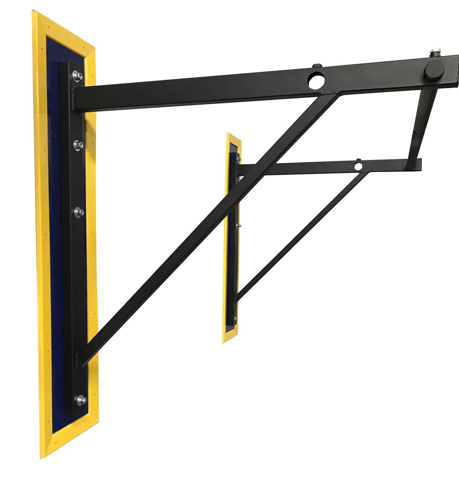 Wall or Ceiling Mounted Pull Up Bar