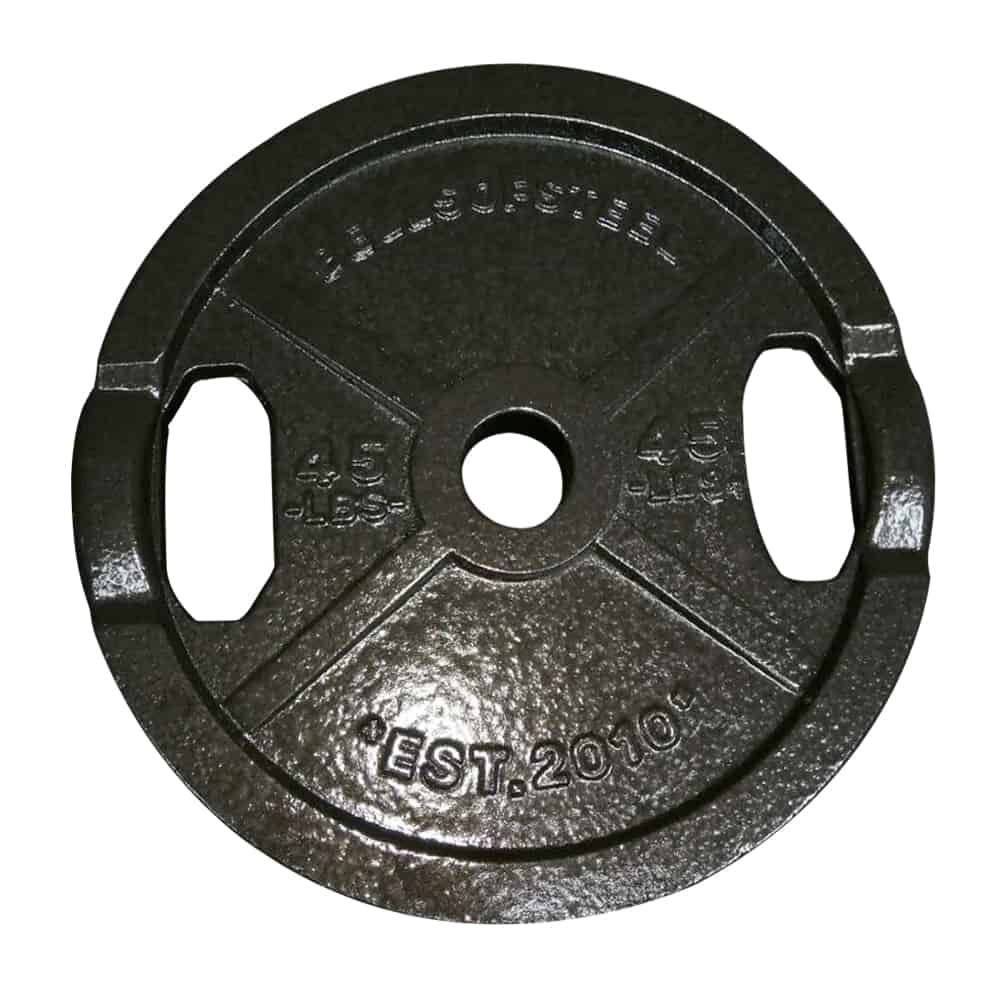 Mighty Grip Olympic Weight Plates