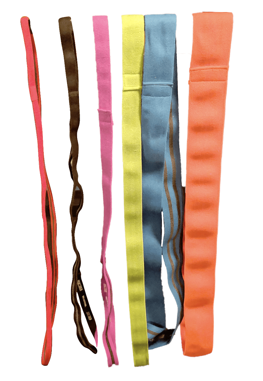 "Fabric Non Slip Resistance Bands - 41"" By B.o.S."