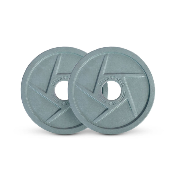 MIghty Grip Plates set of 10 lbs