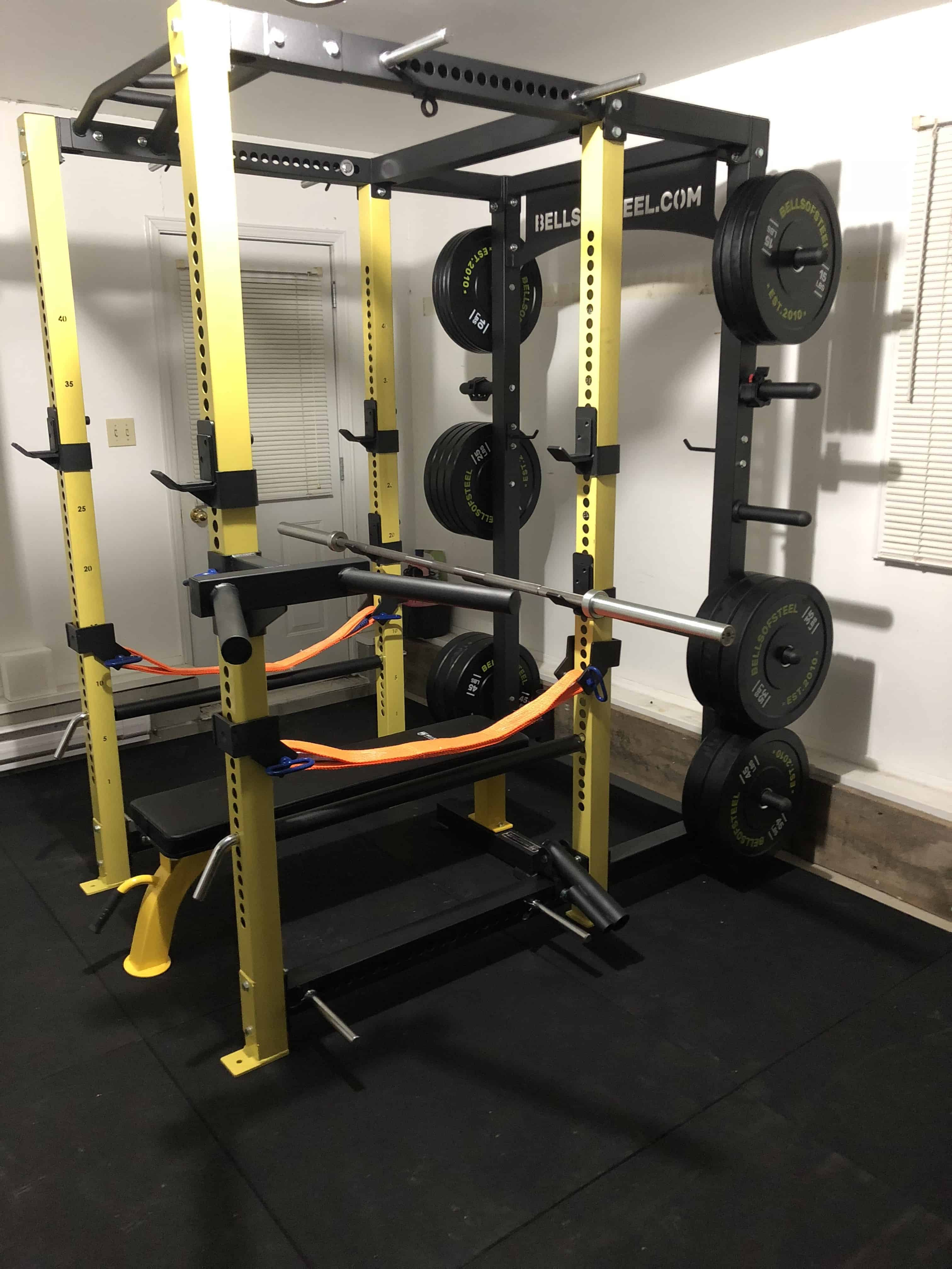 Squat Rack - The Brute 2.0 By B.o.S.