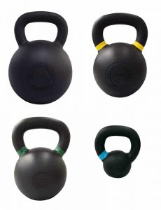 Kettlebell – Powder Coated - 4kg-98kg By B.o.S.