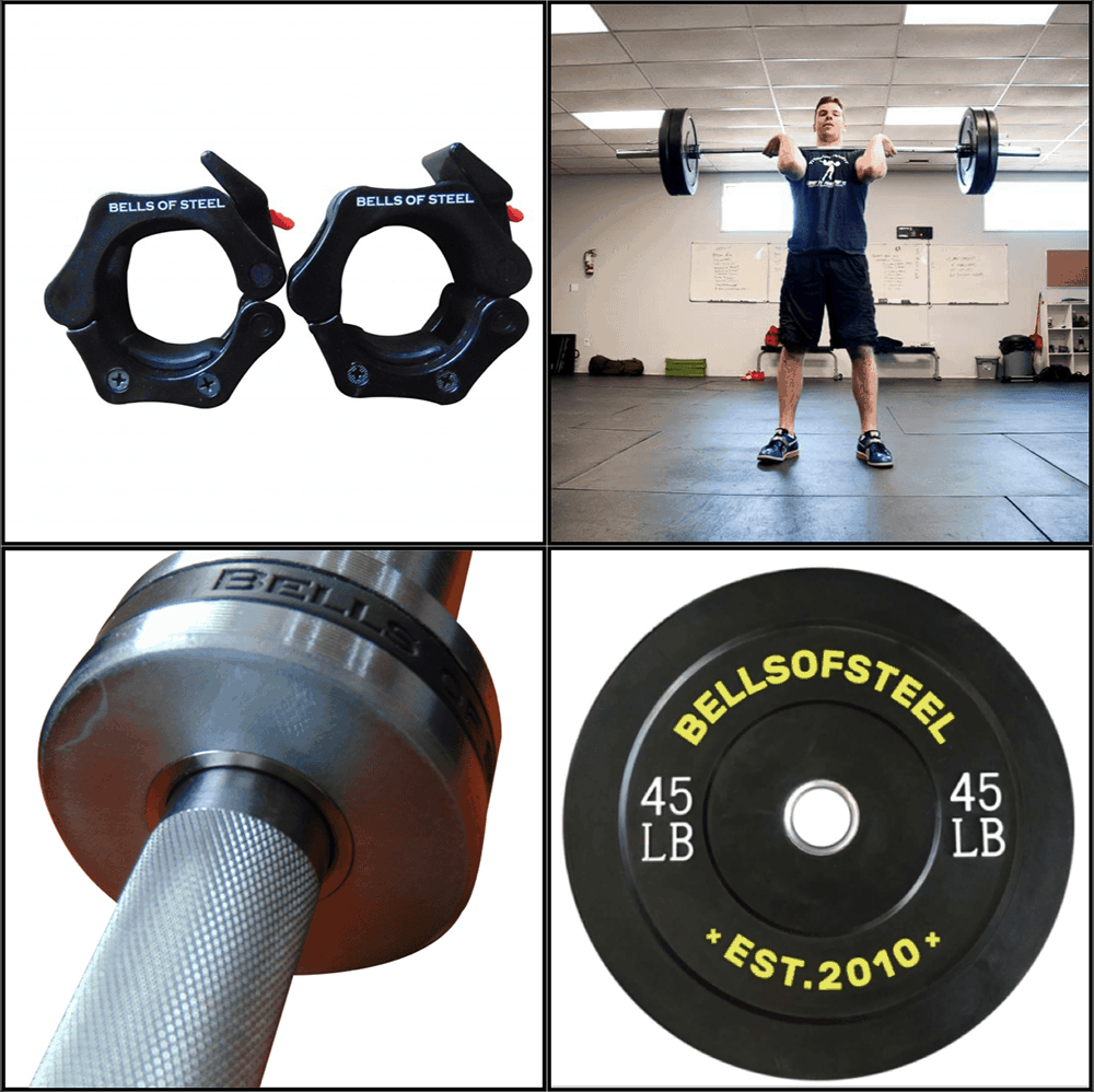 Barbell Bumper Package