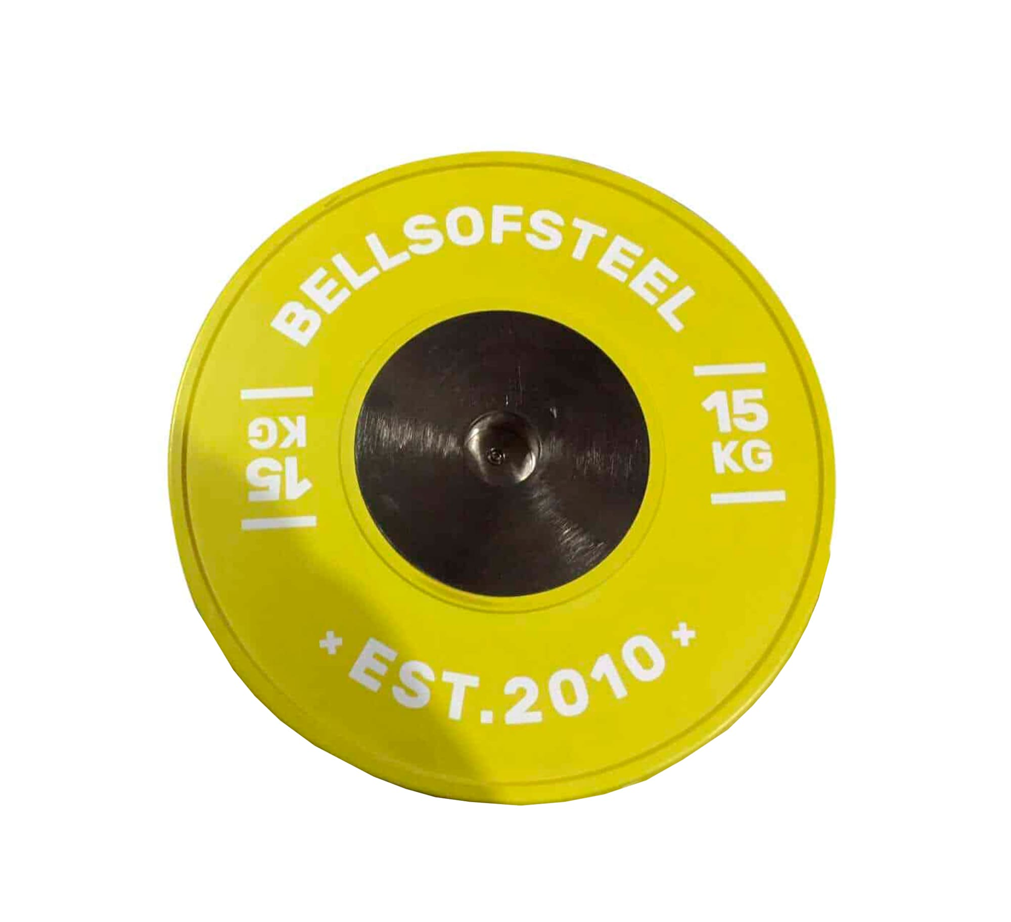 Bumper Plates - Colour Competition Set -140KG - By B.o.S.