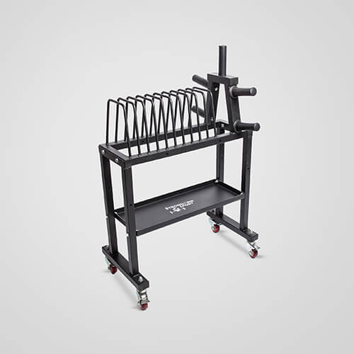 Competition Plate Rack