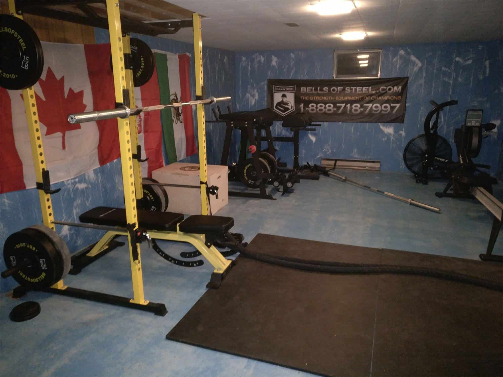 Home gym: how to create the ultimate house of strength
