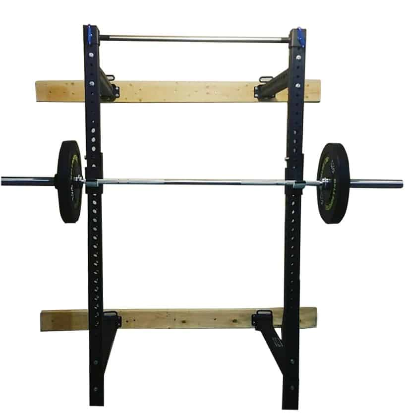 Folding Power Rack 2.0 By B.o.S.