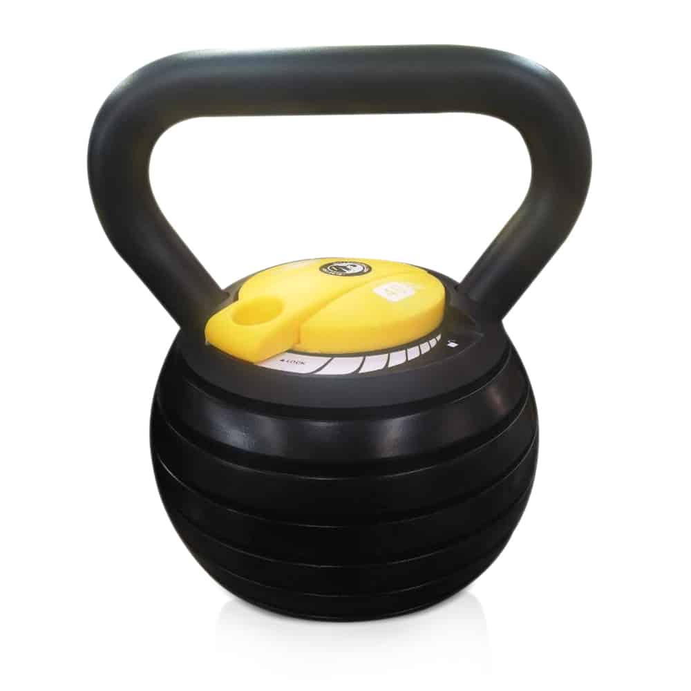 10 to 40 LB Adjustable Kettlebell by B.o.S.