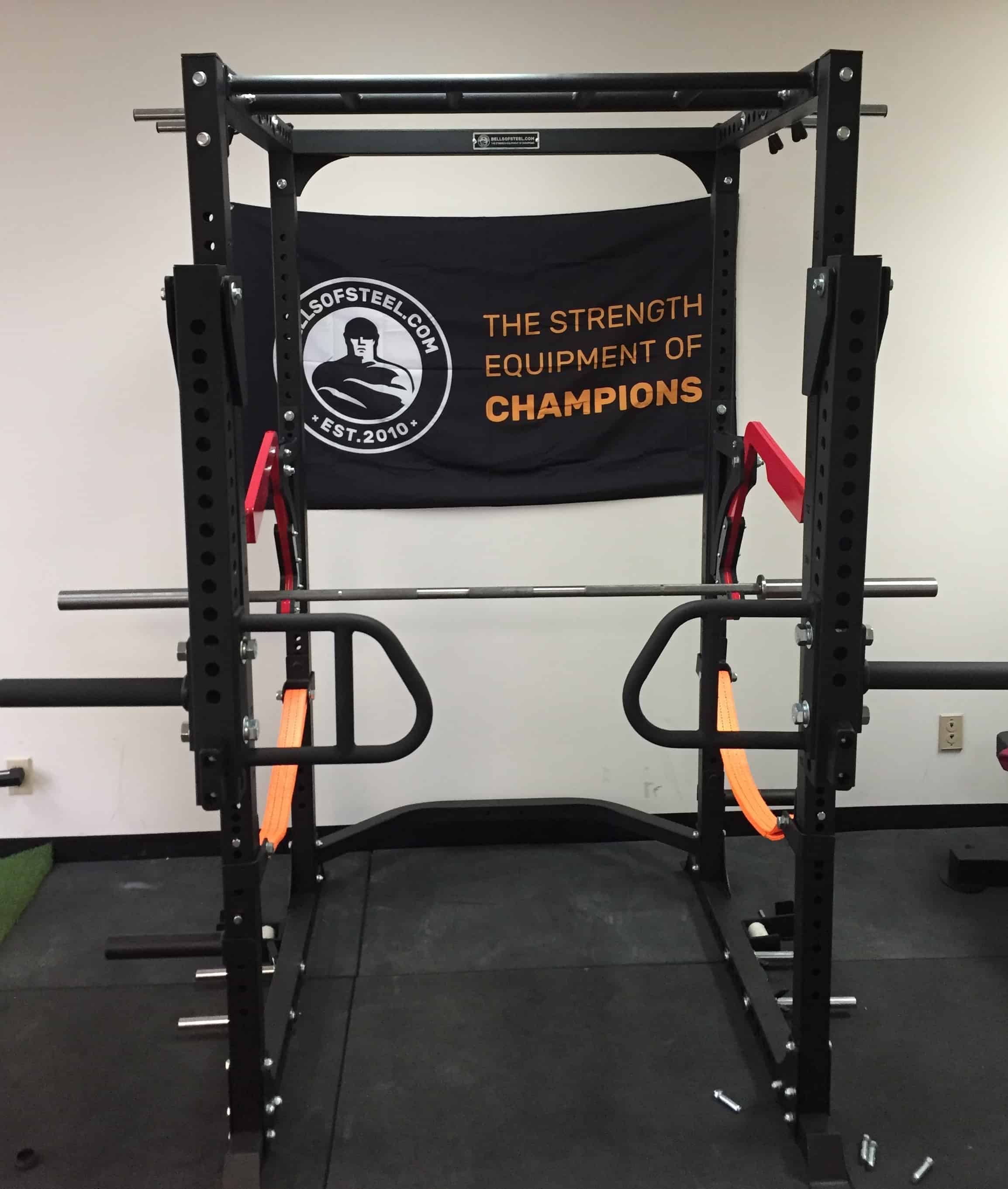 Power Rack Lever Arms