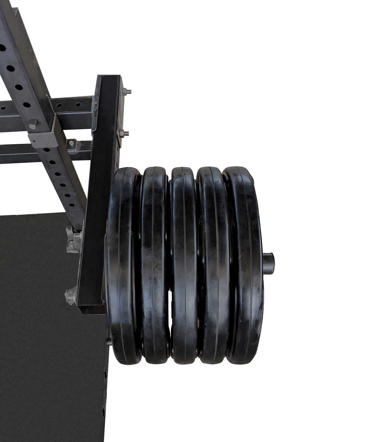 Belt Squat Machine 2.0 by B.o.S.