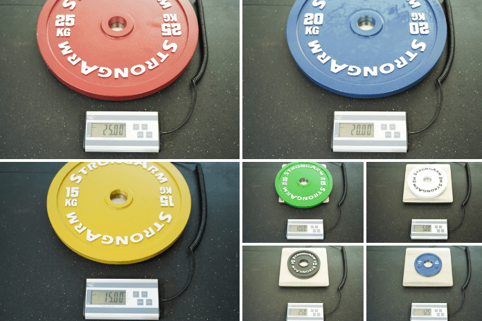 StrongArm-Sport-Calibrated-Plate-Weight-Garage-Gym-Lab
