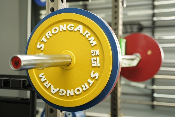 StrongArm-Sport-Calibrates-Plate-Loaded-Squat-Garage-Gym-Lab