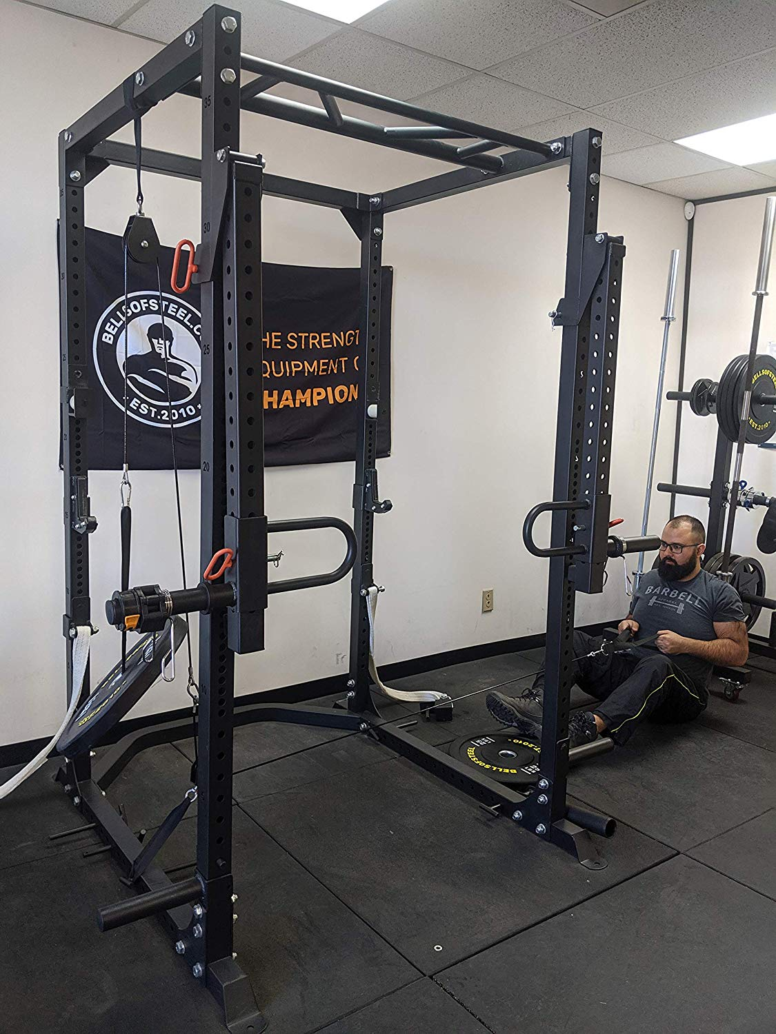 seated row pulley