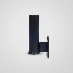 Vertical mount barbell