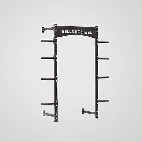brute wall mounted rack