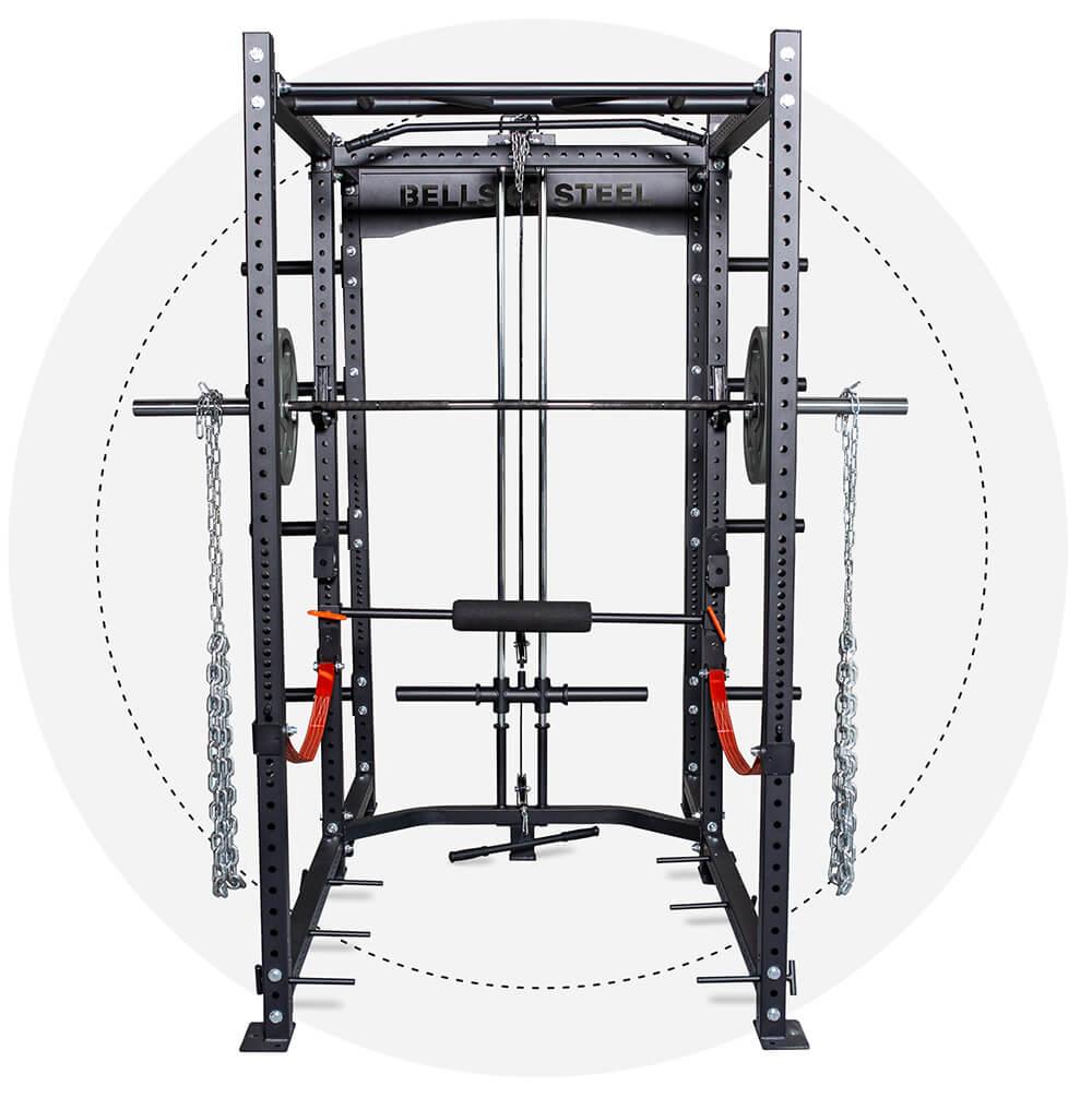 Garage Gym Builder