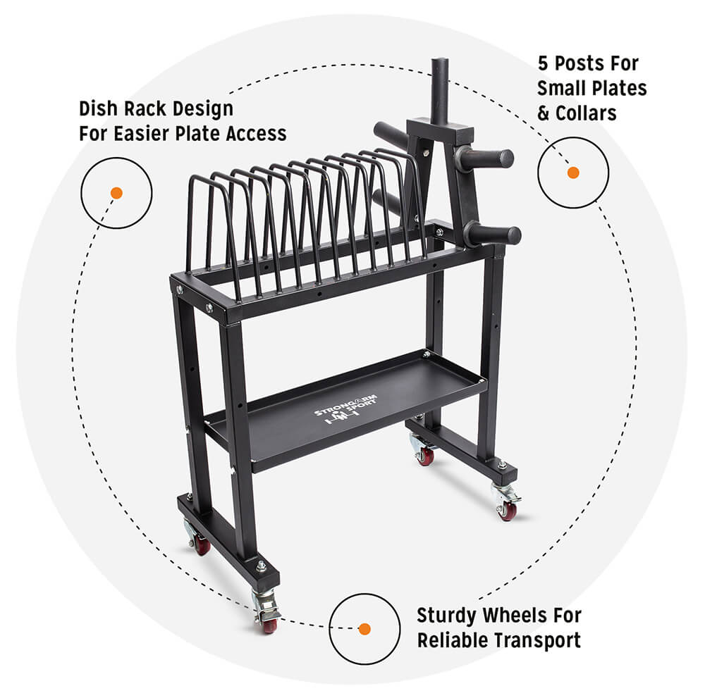 Completition plate Rack