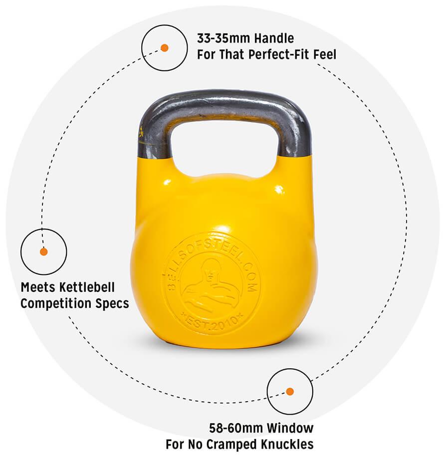 kettlebell pro grade