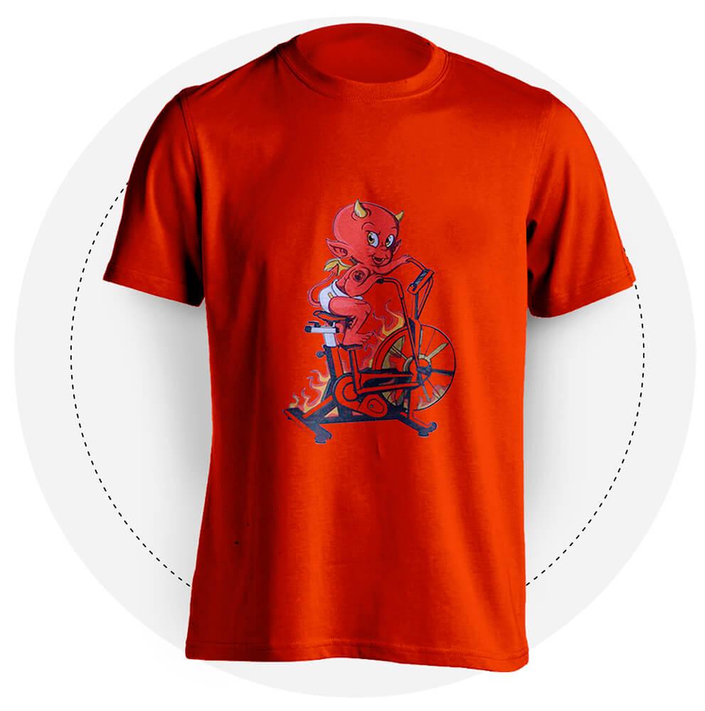 Red Devil Blitz Air Bike